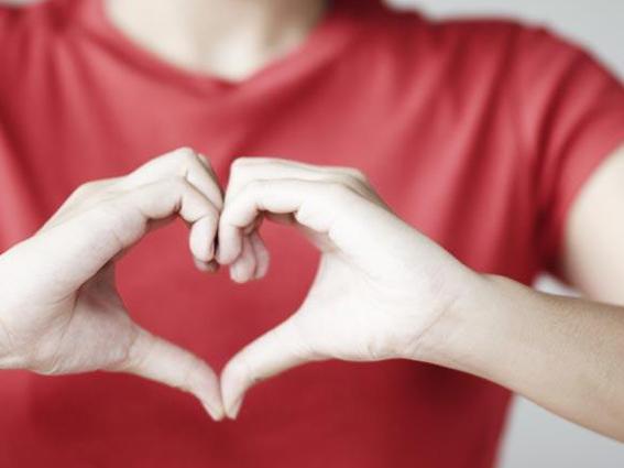 el corazón y el reiki