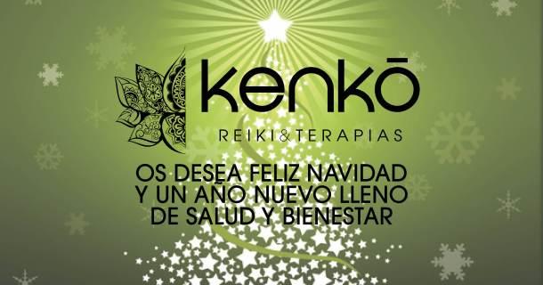feliz navidad kenko reiki OSTEOPATÍA Alicante